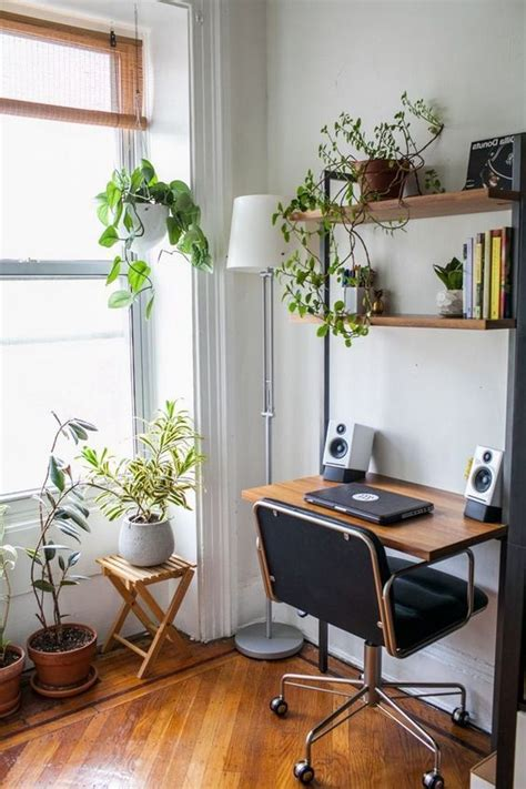 Small Efficient Home Office Plans