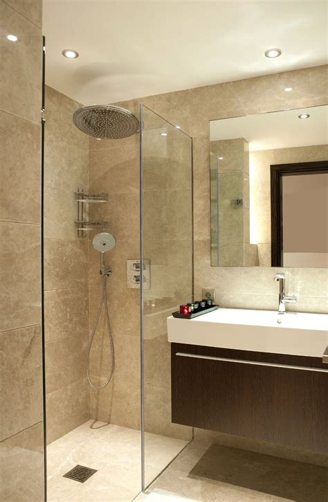 Small Ensuite Shower Designs