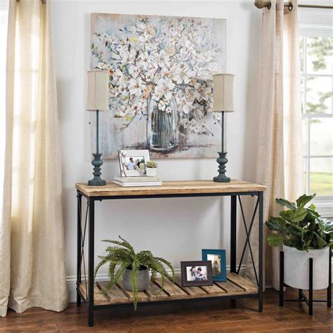 Small Entryway Table Lamp