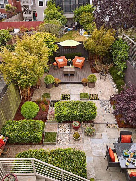 Small Garden Ideas Backyard