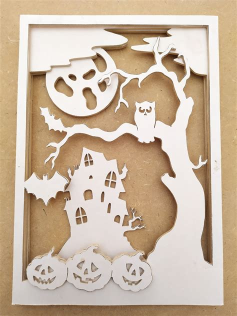 Small Halloween Scroll Saw Patterns