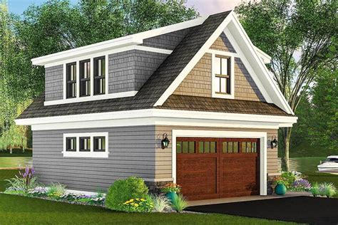 Small Home Plans House Over Garage