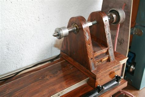 Small Homemade Wood Lathe Plans
