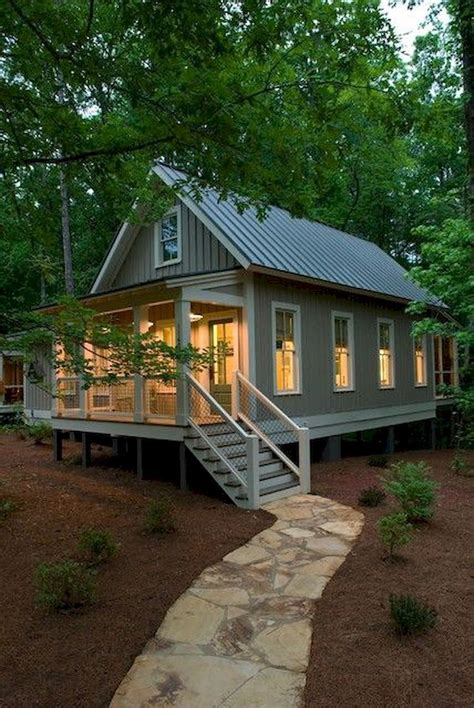 Small House Cabin Plans