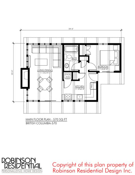 Small House Foundation Plans