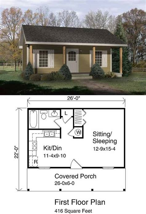 Small House Plans Free Online