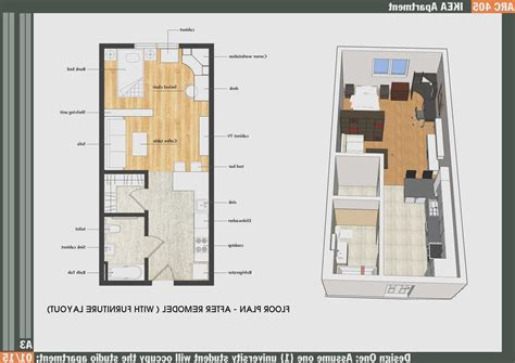 Small House Plans With Apartment