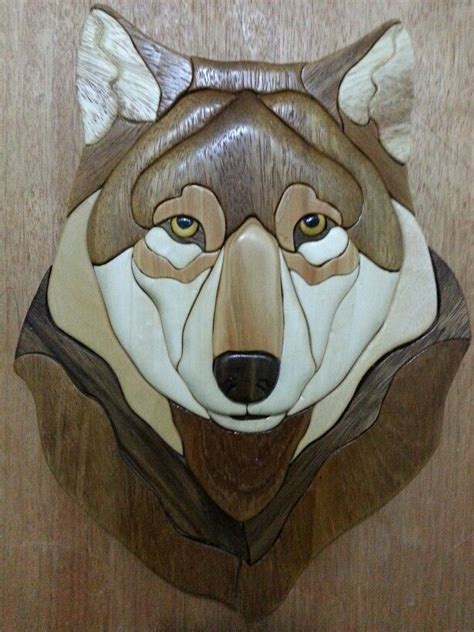 Small Intarsia Woodworking Scooby Doo Projects You