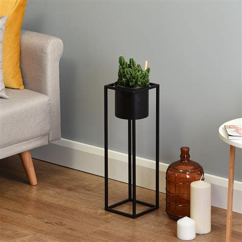 Small Metal Table Plant Stand