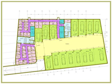 Small Parking Garage Plans