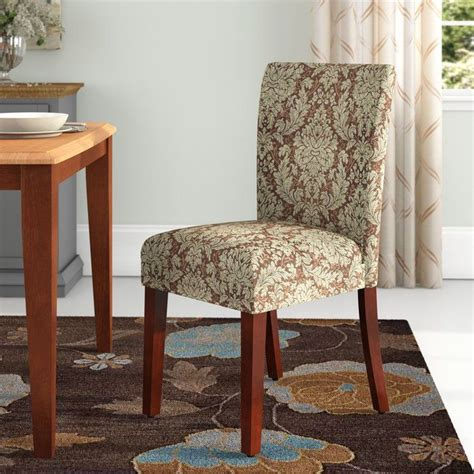 Small Parsons Dining Chairs