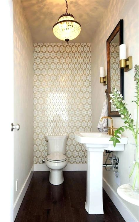 Small Powder Room Plans