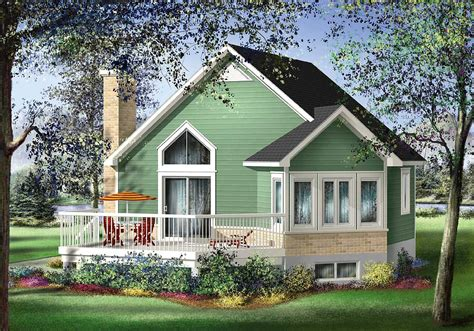 Small Quaint House Plans