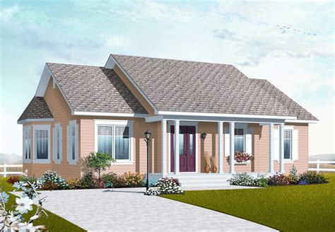 Small Ranch House With Basement Plans