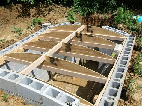 Small Root Cellar Plans
