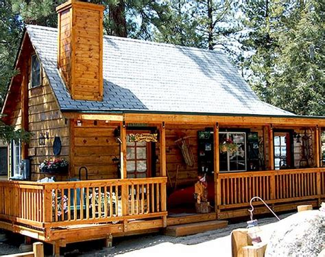 Small Rustic Cabin Plans Cottages For Sale