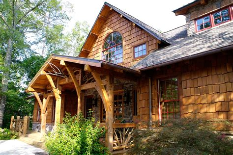 Small Rustic House Plans Timber Frames
