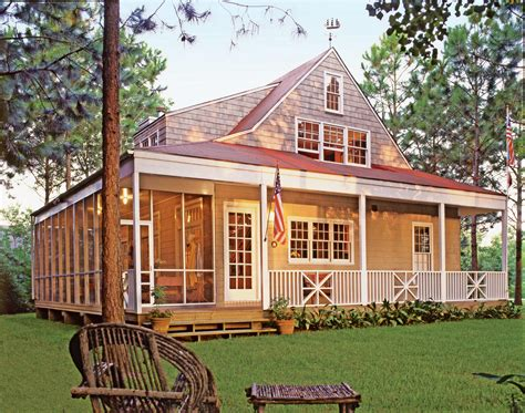 Small Senior Living House Plans