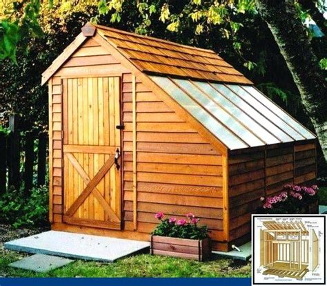 Small Shed Building Plans Free