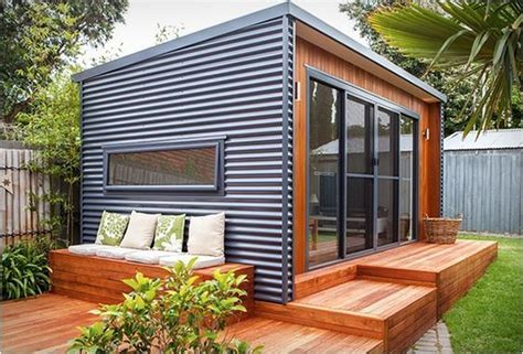 Small Shed Office Plans