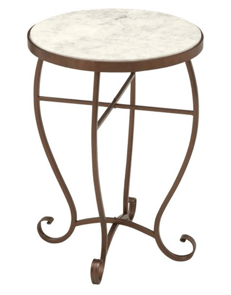 Small Side Table Matble