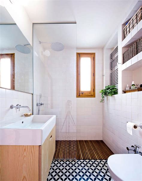 Small Studio One Bath Plans