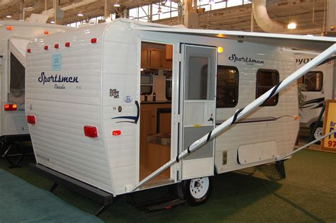 Small Trailer Floor Plans