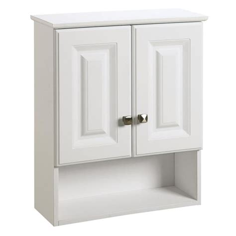 Small Wall Cabinet White