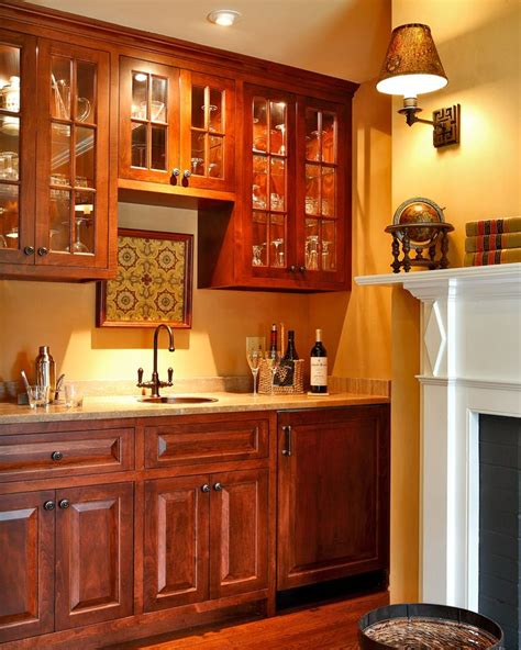 Small Wet Bar Plans