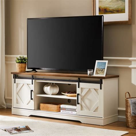 Small White Entertainment Cabinets