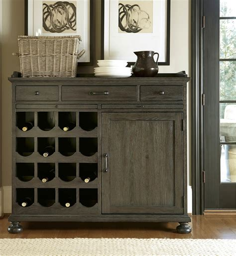 Small Wine Buffet Cabinet