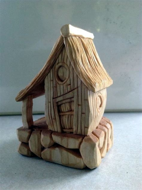Small Wood Carving Projects