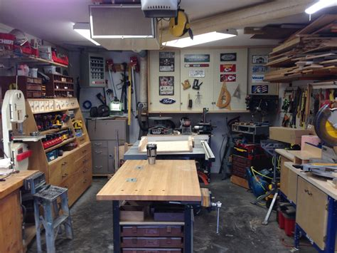 Small Wood Shop Ideas