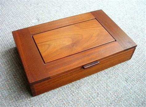 Small Wooden Chest Plans