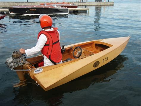 Small Wooden Race Boat Plans