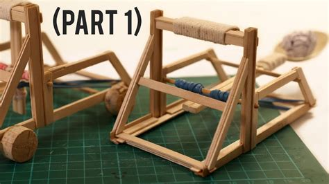Small Wooden Trebuchet Plans Youtube Music Videos