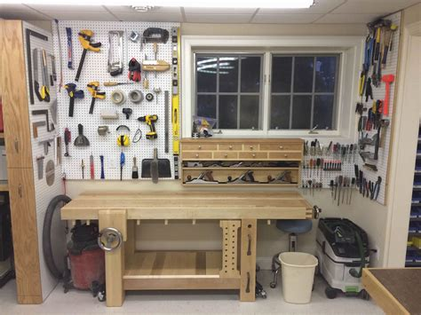 Small Woodworking Workshop Plans