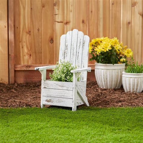 Small-Adirondack-Chair-Planter
