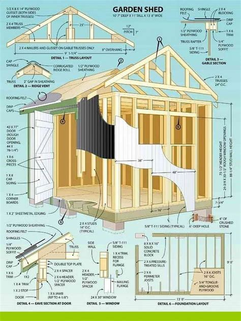 Small-Barn-Shed-Plans