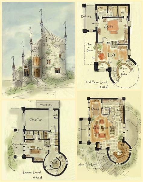 Small-Castle-Plans