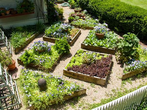 Small-Edible-Garden-Raised-Bed-Plan