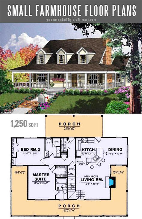 Small-Farmhouse-Floor-Plans