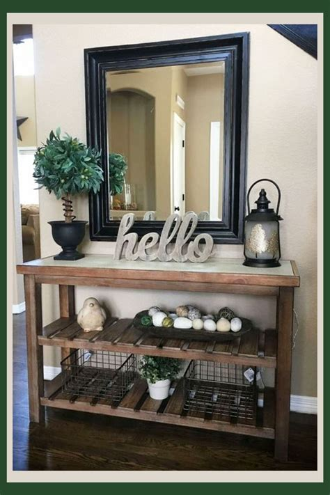 Small-Hallway-Table-Plans