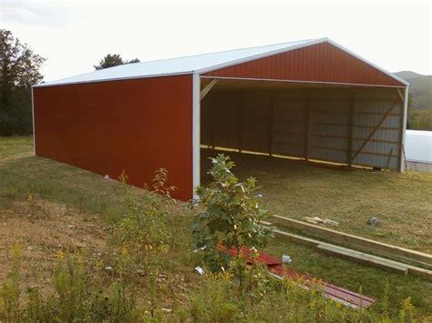 Small-Hay-Barn-Plans