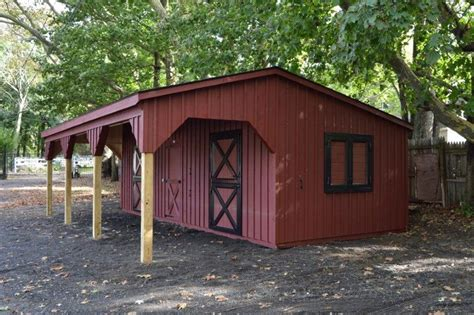 Small-Horse-Shed-Plans
