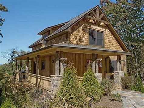 Small-House-Rustic-Home-Plans