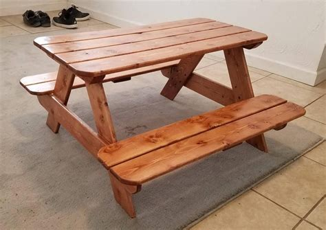 Small-Picnic-Tables-Plans