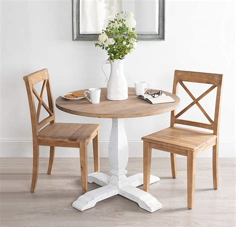 Small-Round-Farmhouse-Dining-Table