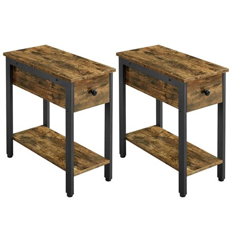 Small-Side-Table-With-Drawer-Plans