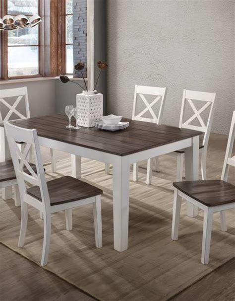 Small-Square-Farmhouse-Table-And-Chairs